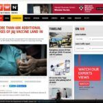 More than 60k additional doses of J&J vaccine land in SA